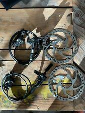 Shimano MT500 Hydralic Disc Brake Set