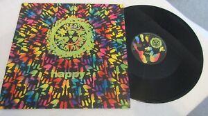 """Ned's Atomic Dustbin Happy 12"""" Single 1991 **EX+/MINT**"""