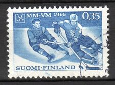 Finland - 1965 Icehockey championship  - Mi. 594 VFU
