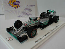 Mercedes GP Formel 1-Modelle aus Resin