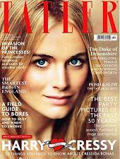 October Tatler Magazines for Women