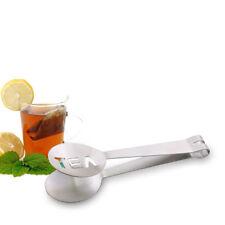 Sachet à thé Clip pour presse-agrumes Poignée pour pince à nourriture