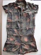 Combi-short tropicale Lee Taille S