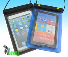 SACCHETTO CUSTODIA IMPERMEABILE PER APPLE IPAD MINI SAMSUNG GALAXY TAB