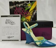 Willitts Designs Just The Right Shoe by Raine 25590 Passions Nib Cert. of Auth.