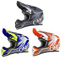 O'Neal 3Series Freerider Fidlock Helm Moto Cross MX Enduro Quad Offroad Motorrad