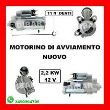 MOTORINO AVVIAMENTO NUOVO FORD KUGA I 2.0 TDCI DAL 2008 KW100 CV136 G6DG UKDA