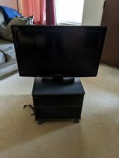 "32"" Panasonic LCD TV With Remote And Stand"