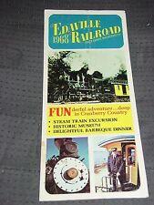 Vintage Edaville Railroad, South Carver Massachusetts Cape Cod Cranberry Country