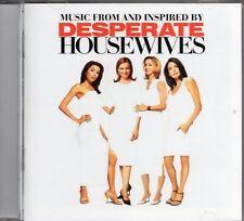 Desperate Housewives (Soundtrack CD 2005) Idina Menzel/Shania Twain/LeAnn Rimes