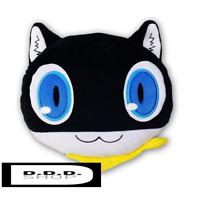 SEGA Lucky KUJI Persona 5 B pize Morgana face cushion All itype anime japan