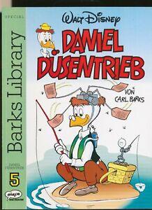 Barks Library  Daniel Düsentrieb  Band   5  Ehapa Verlag  1. Auflage