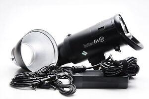 Interfit S1 500Ws HSS TTL Battery-Powered Monolight #148