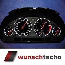 """Tachoscheibe für BMW E38-39/E53/X5  """"Black Orig.""""  300 kmh   Diesel"""