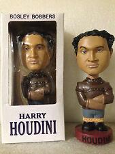 BOSLEY BOBBER HARRY HOUDINI RESIN LIMITED EDITION BOBBLE HEAD BRAND NEW *RETIRED