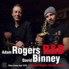 DAVID BINNEY/ADAM ROGERS - R&B NEW CD