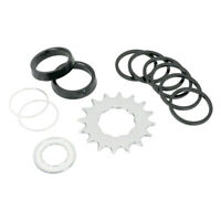 BDW single speed converter spacer for Shimano freehub body