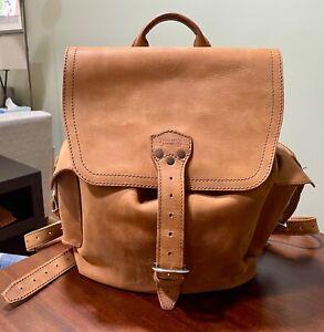 Saddleback Leather Company - Simple Leather Backpack - Tobacco
