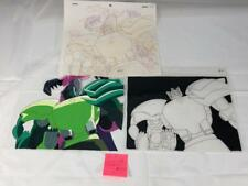 TRANSFORMERS JAPANESE BEAST WARS 2 II LIO CONVOY ANIMATION ART CELL LOT 246
