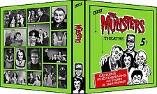 THE MUNSTERS Custom 3-Ring Binder for 1964 Leaf trading cards