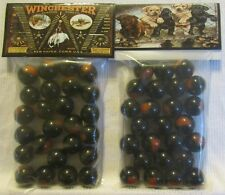 2 Bags Of Winchester Rifles Promo Marbles