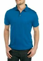 SALE! NEW! Calvin Klein Mens' Liquid Touch Polo- VARIETY SIZE & COLOR - A12