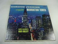 Gordon Jenkins Complete Manhattan Tower - Capitol Records T-766 Mono