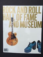 1995 Rock & Roll Hall Of Fame Grand Opening Program NM Condition
