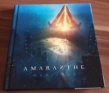 AMARANTHE manifest - lim.edit. Digibook inkl. 4 Extra Tracks ( Dynazty Kamelot )