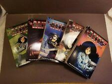 Battle Angel Alita Graphic Novel Yukoto Kishiro Lot Of 5 Volumes:1-5 Paperback