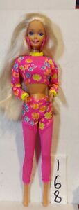 Workin' Out Barbie Doll 1996 Mattel Vintage