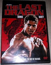 Berry Gordy's The Last Dragon Taimak, Vanity DVD