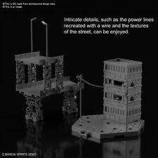 Bandai Model Kit Customize Scene Base City Area Ver Model Kit