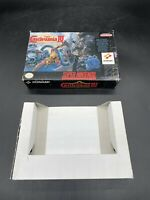Super Castlevania IV Super Nintendo SNES BOX ONLY NO GAME Authentic