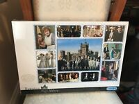 DOWNTON ABBEY JIGSAW 1000 PIECE BY GIBSONS NEW FACTORY SEALED