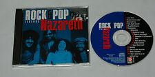 CD/ROCK & POP LEGENDS NAZARETH/Disky RPCD 003