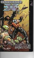 Ultimate X-Men #4 Hellfire and Brimstone! TPB Marvel Comics Collects #21-#25.