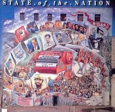 State of the Nation self titled s/t cd SEALED