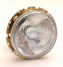 Camper T2 Headlamp / Headlight New - 1973-1979 Type 2 Bay / Bus / Van RHD