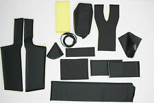 JAGUAR XKE ETYPE SI & SII CENTER CONSOLE UPHOLSTERY KIT