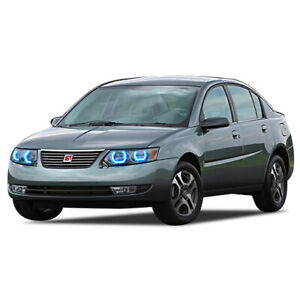 for Saturn Ion 03-07 Blue LED Halo kit for Headlights