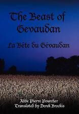 The Beast of Gevaudan: La Bete Du Gevaudan (Hardback or Cased Book)