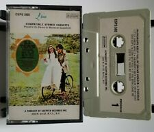 "B.J. Thomas ""Raindrops Keep Fallin' on my Head"" Cassette Paper Label Scepter"