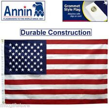 ANNIN® Made in the USA Tough-Tex®   12' x 18' High Quality American Flag # 02770