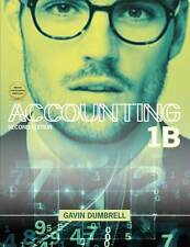 Accounting 1B by Gavin Dumbrell / Part of the Higher Education Series.