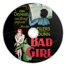 Bad Girl (1931) Drama, Romance Movie / Film on DVD