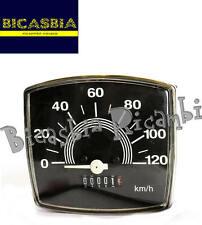 7465 - CONTACHILOMETRI A 120 KM VESPA 50 SPECIAL SENZA LOGO SOLO DA BICASBIA