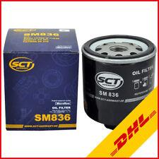 SCT Germany SM836 Ölfilter Anschraubfilter