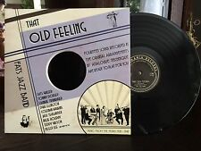!!!NEW LP!!! Fats Jazz Band - That Old Feeling