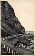 GASPE QUEBEC CANADA CAP GROS MORNE~OLD CAR B/W PHOTO POSTCARD